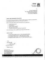 Jindal-Performance Certificate-1
