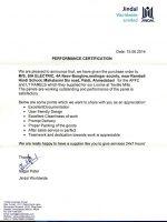Jindal-Performance Certificate2-1